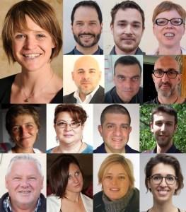 Candidati di lista M5S per elezioni comunali di Lavis 2015