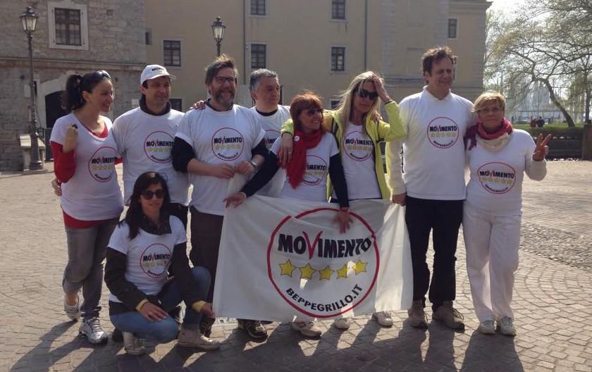 M5S Riva del Garda: la novità siamo noi!