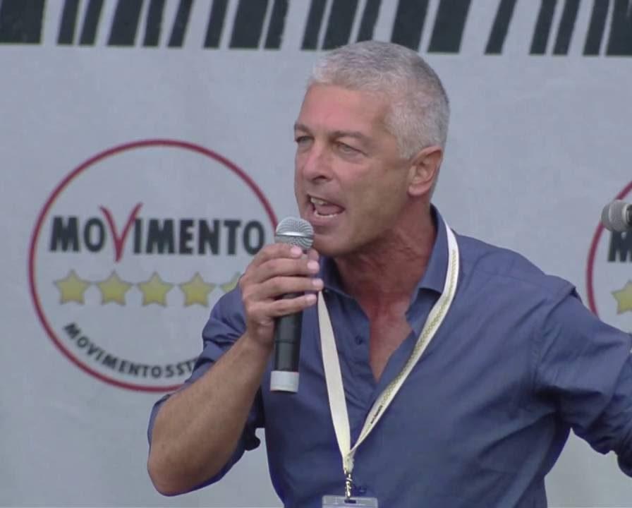Il Senatore Nicola Morra a Levico e Calceranica con il M5S per dire NO alla Riforma Costituzionale