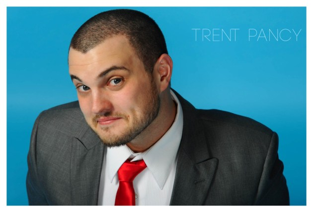Trent Blue Headshot