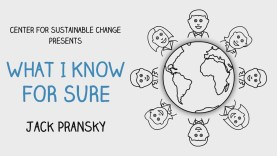 What I Know for Sure – Jack Pransky