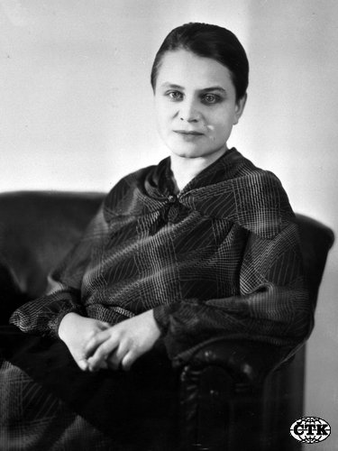 c. 1930, Toyen (born Marie Čermínová).
