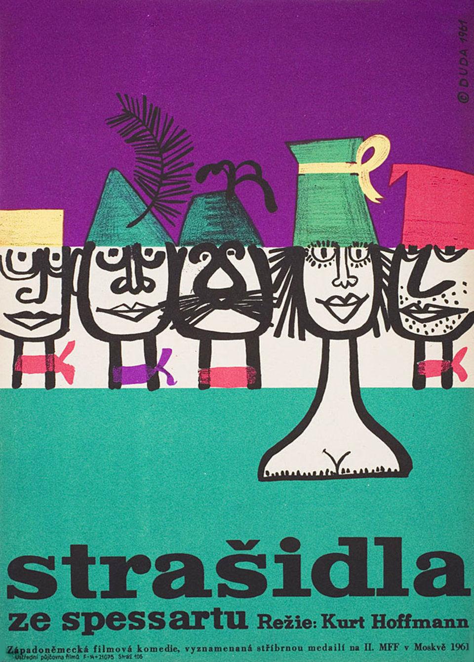 the-haunted-castle-1960-original-czech-republic-movie-poster