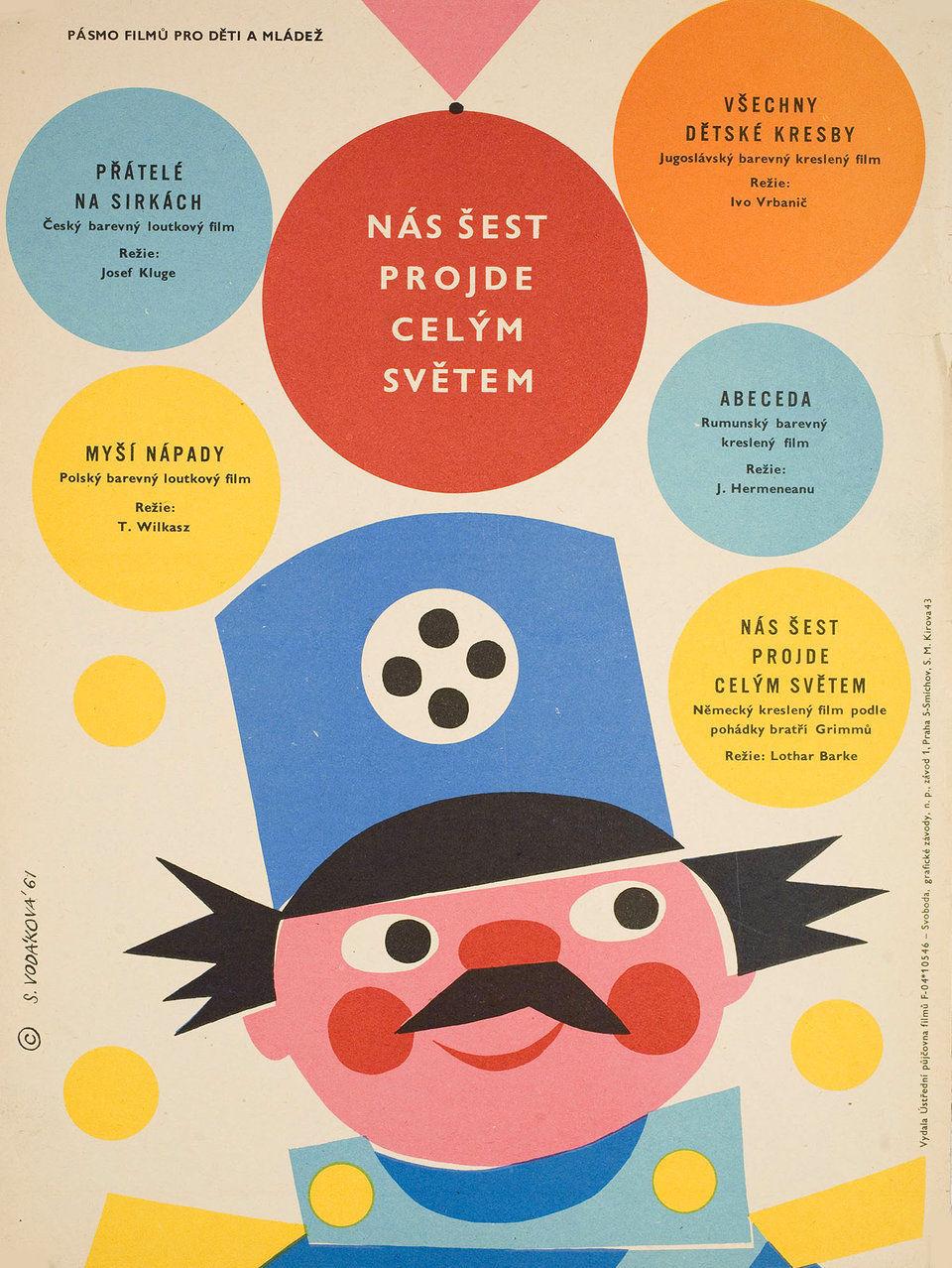 we-six-go-through-the-world-czech-movie-poster