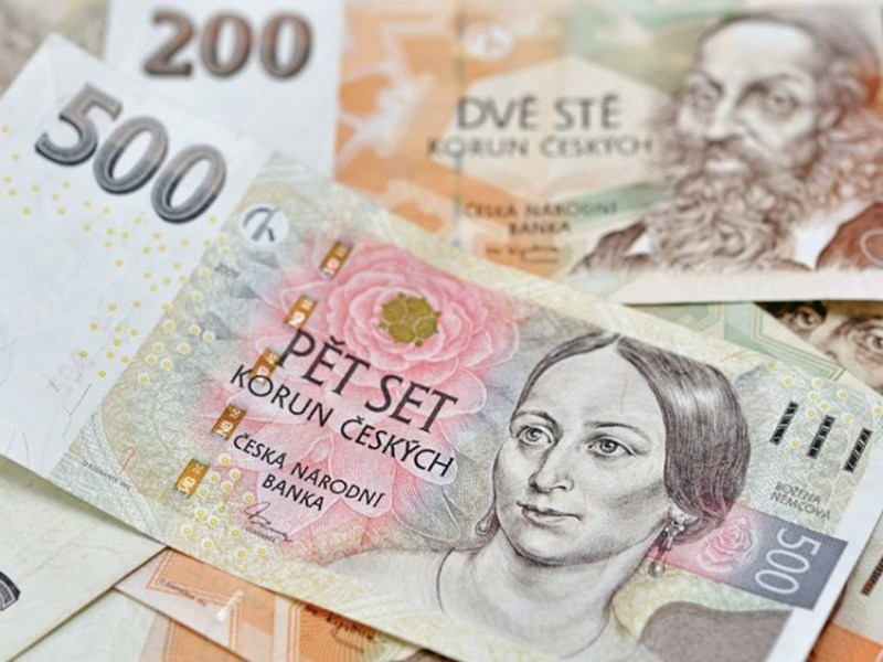 czech-crowns-ceske-koruny-currency-tres-bohemes