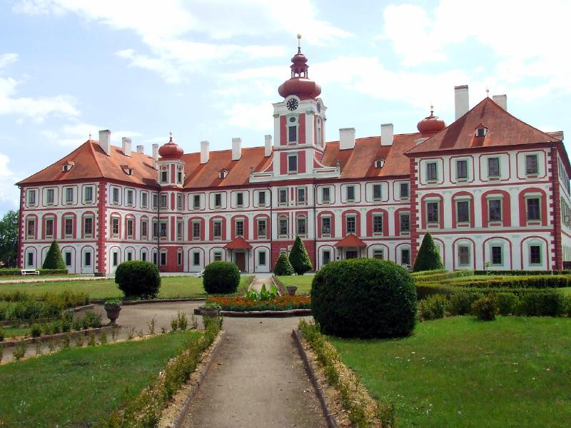 Wallenstein Mnichovo Hradiště Château