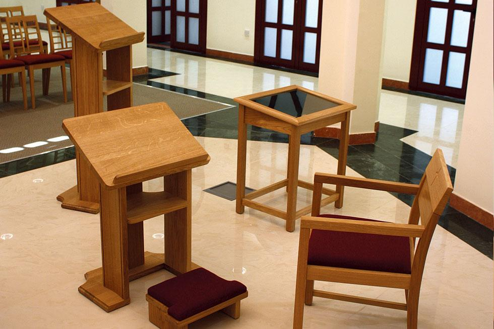 Crematorium Chapel Al Ain Treske Church Furniture