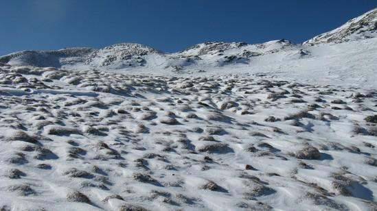 Dov'è finita la neve?