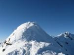 La cima del Monte Ponteranica.