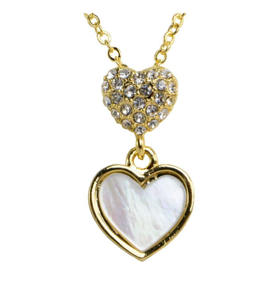 Collier Cur Bijoux Cadeau Saint Valentin