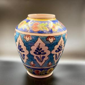 Vase artisanal en céramique