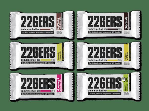 226ers endurance fuel bar