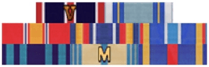 Air Force Outstanding Unit Award with 2 Devices, Air Reserve Force Meritorious Service Medal, National Defense Service Medal, Global War on Terrorism Service Medal, Air Force Expeditionary Service Ribbon, Air Force Longevity Service Award, Armed Forces Reserve Medal with M, Air Force Training Ribbon