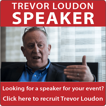 Hire Trevor Loudon as a Speaker