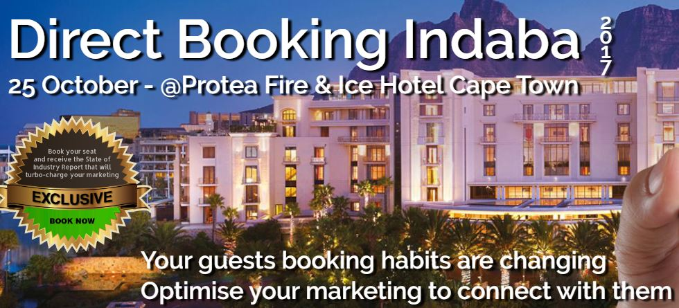 Direct Booking Indaba 2017