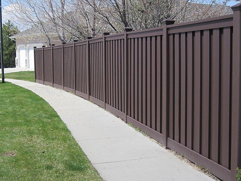 green fencing