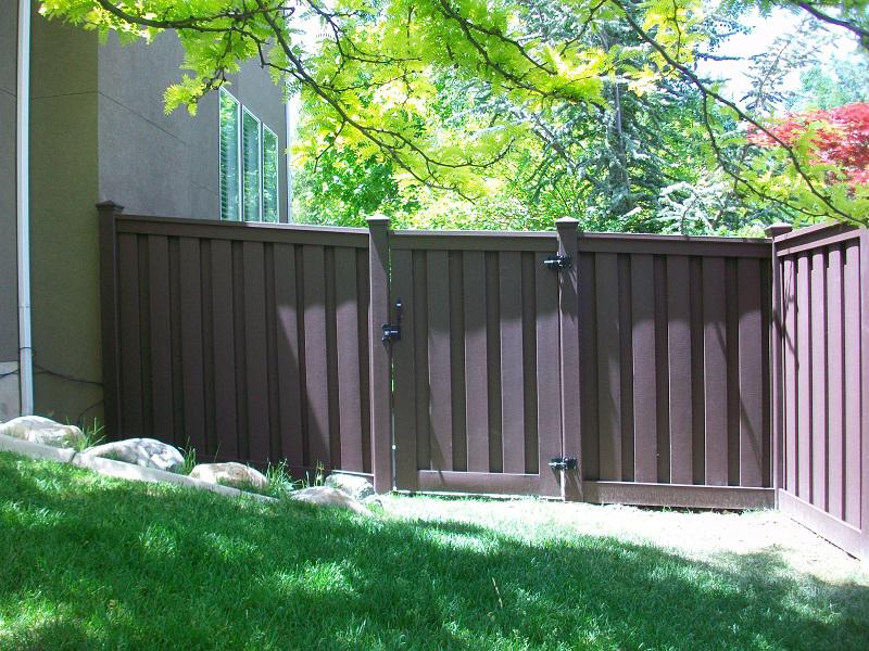 fencing trex