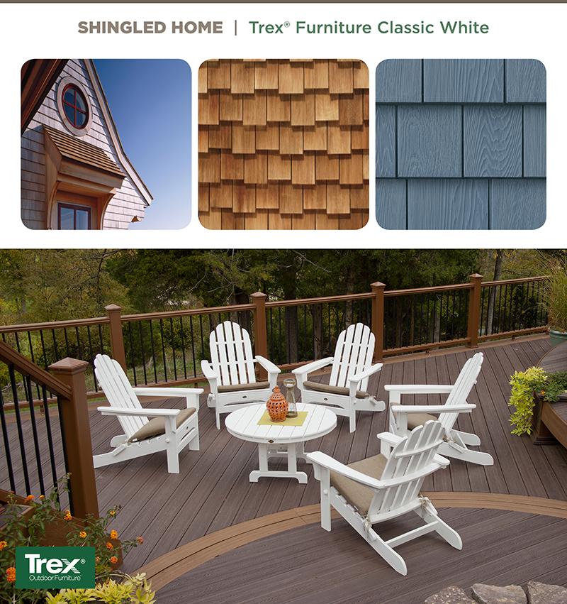 choosing outdoor furniture based on