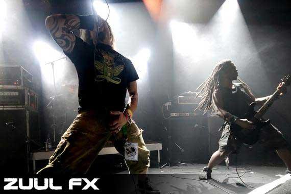 Zuul FX Live