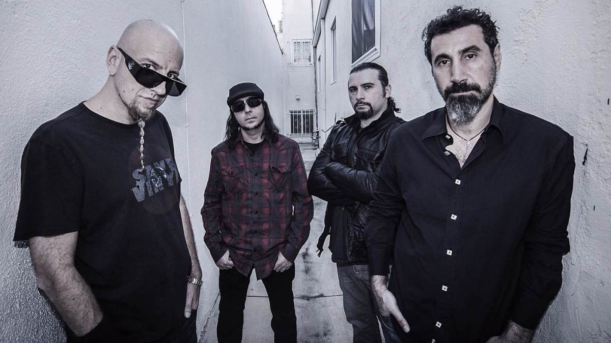 System Of A Down annonce un Live Stream