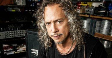 Un entretien avec Kirk Hammett (METALLICA) et Tobias Forge (GHOST)