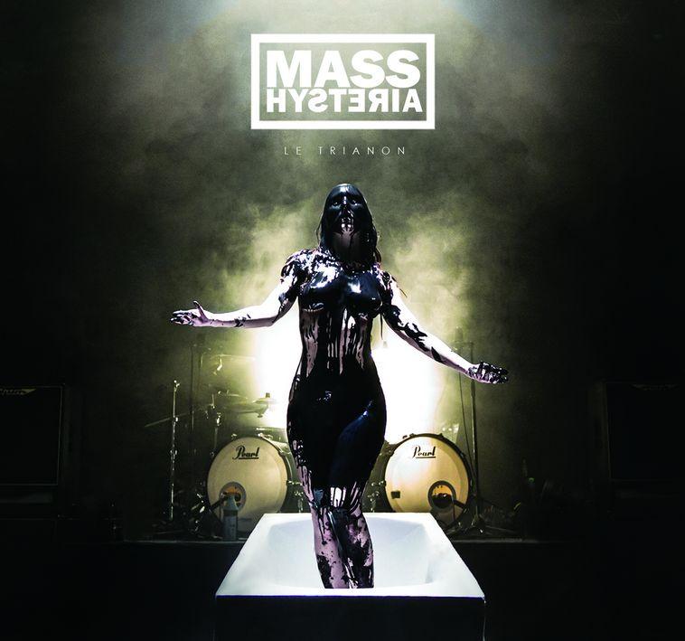 Le Nouvel Album Live De MASS HYSTERIA Dans Les Bacs Le 15
