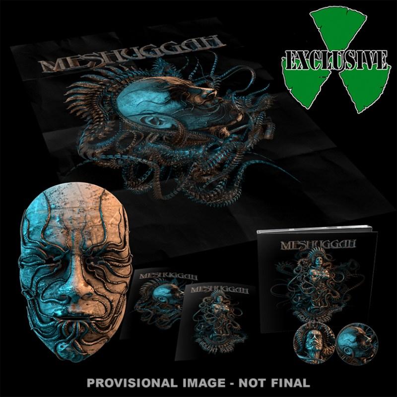 Meshuggah-Edition-Masque