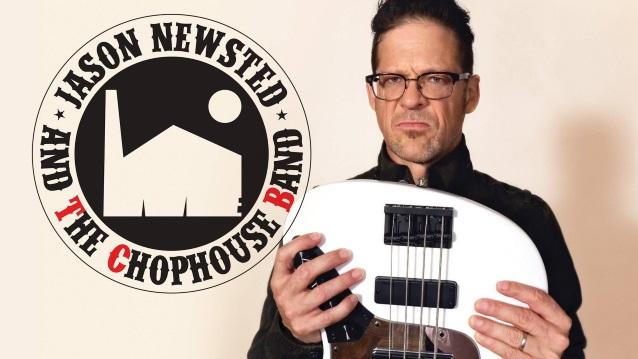 Des vidéos de Jason Newsted (ex-METALLICA) et le CHOPHOUSE BAND en concert