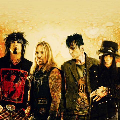 "MÖTLEY CRÜE ""The Dirt"", le film & la B.O. sortent demain"