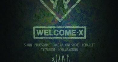 WELCOME X en concert à Paris ce vendredi
