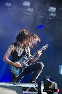 Of Mice and Men 12 @ Hellfest (Clisson) - 18 juin 2017