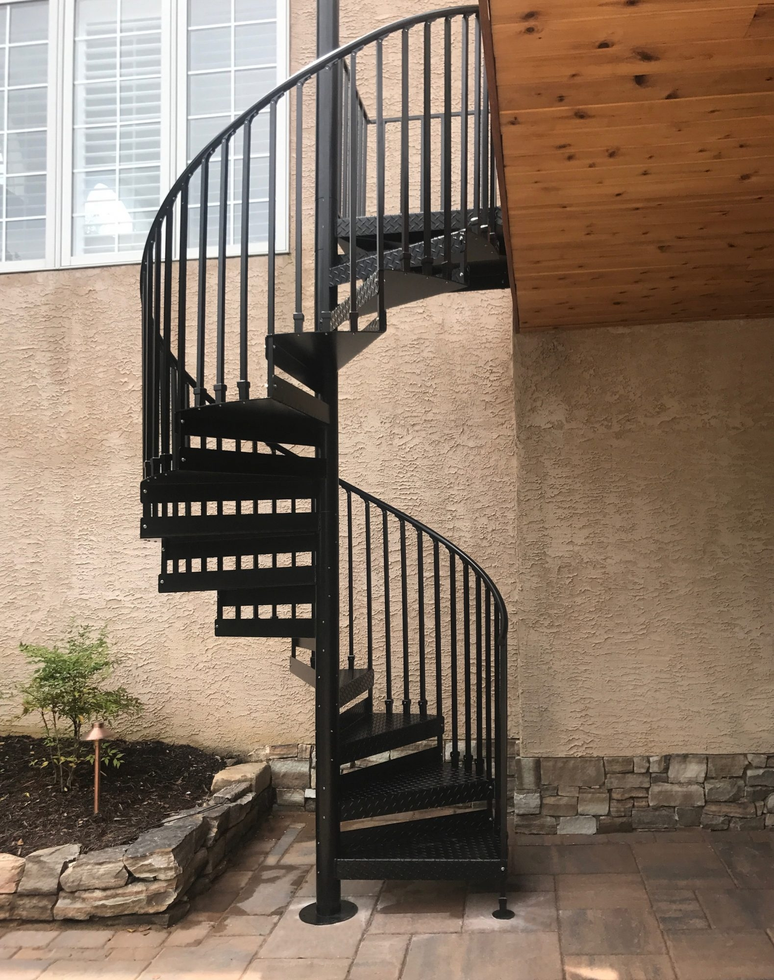 Discover The Ultimate Staircase Alternative Trex Spiral Stairs | Spiral Staircase Near Me | Steel | Local Handyman | Handrail | Curved Staircase | Staircase Design