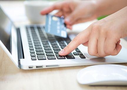 Plačevanje preko interneta