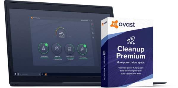 Avast ClenUp Premium Antivirusni programi