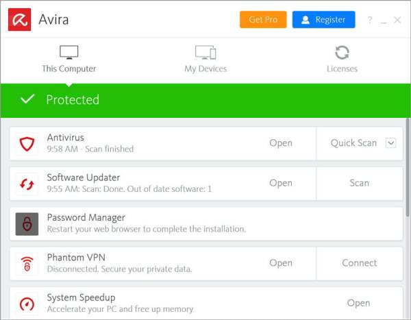 Avira_Antivirus_interface
