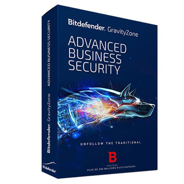 Bitdefender GravityZone advanced business security Antivirusni programi