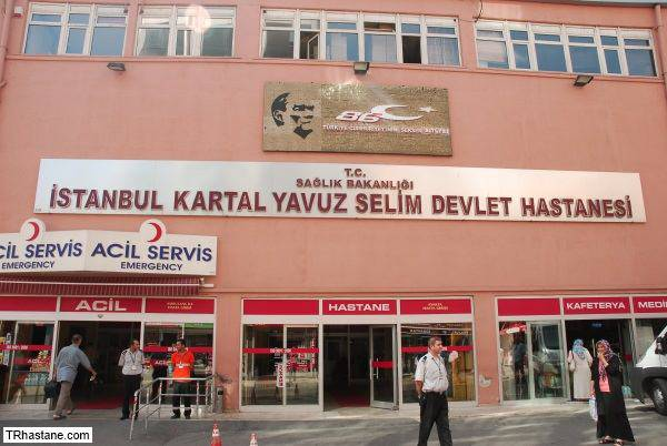 Kartal Yavuz Selim Devlet Hastanesi - Kartal İstanbul