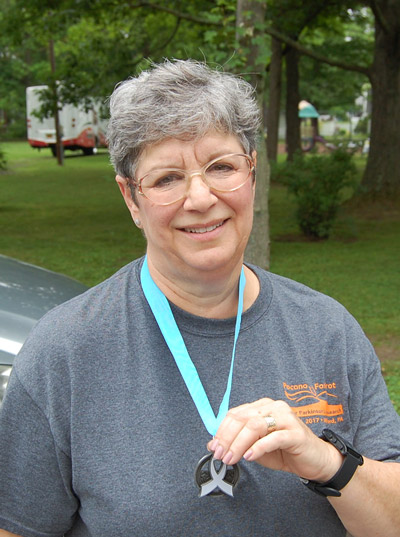 Marcia Guberman, Founder of Tri-State Parkinson's Project