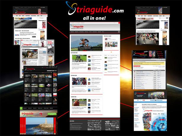 Mit www.triaguide.com wächst zusammen, was zusammen gehört.