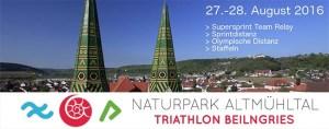 Naturpark Altmühltal Triathlon Beilngries @ Beilngries | Bayern | Deutschland