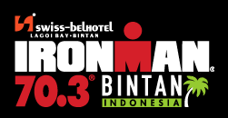 IRONMAN 70.3 Bintan @ Indonesien