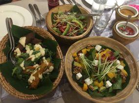 Die Salate sind ein Gedicht