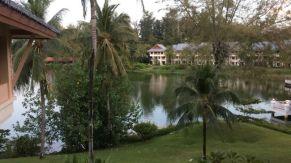Toller Ausblick auf die Lagune