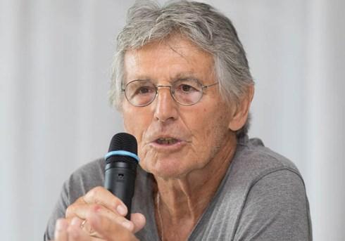 Peter Posch (Gestalter der Finisher-Shirt-Motive)