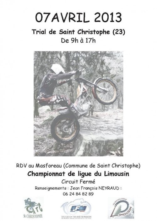 Trial de Saint-Christophe