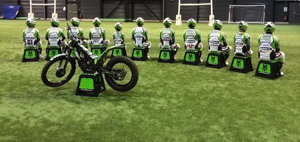 Team  Ossa France 2014