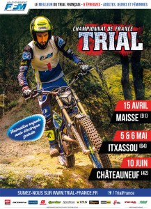 Championnat de France Trial