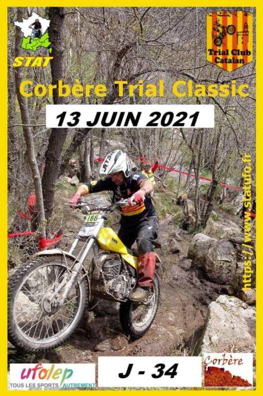 Corbère Trial Classic 2021