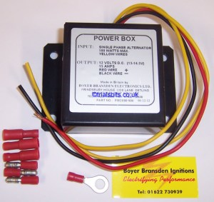 Boyer Bransden Power Box Single Phase, trialsbitscouk