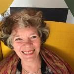 Christina Claesson - författare, berättare och nu även förlagsdirektör.